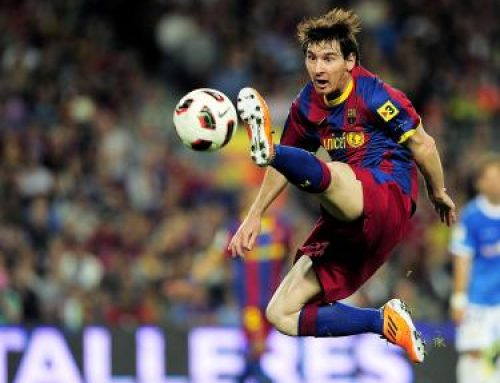 Ourmine Group – Struck A Goal – Using Lionel Messi