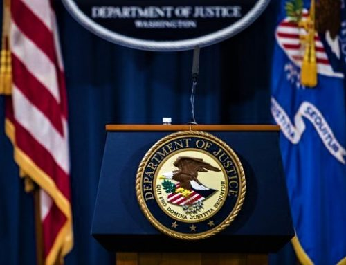 The U.S. Department of Justice Email Server Breached — SolarWinds