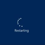 Windows Restart