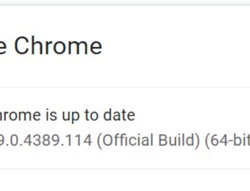 Google Chrome Security Vulnerabilities — Stable Channel Update